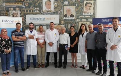 Introducing Eleonetech winner of the Kaizen Project Tunisia