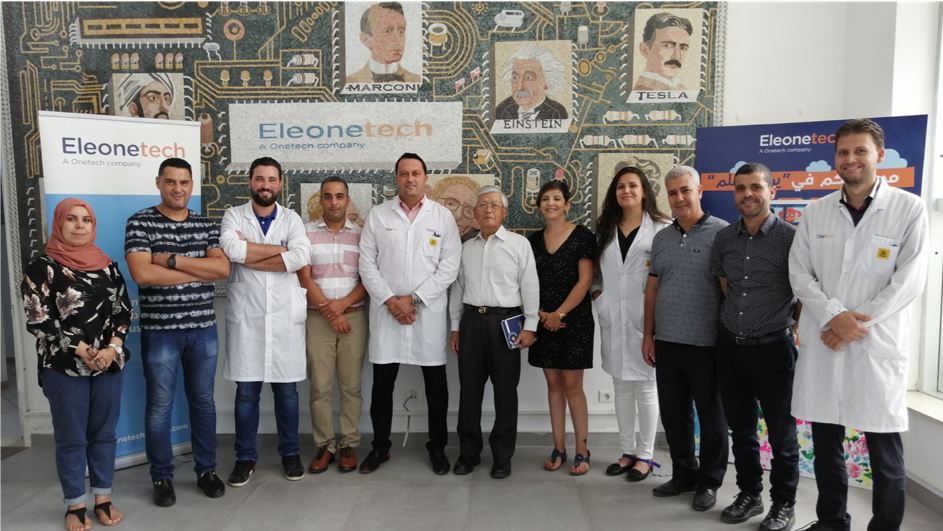Introducing Eleonetech winner of the Kaizen Project Tunisia